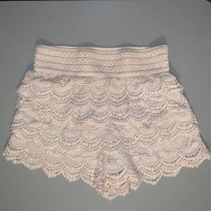 Pants - Shorts that look like a skirt